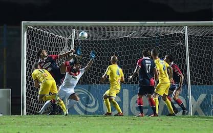 Serie C, Girone C: i risultati della 6ª giornata