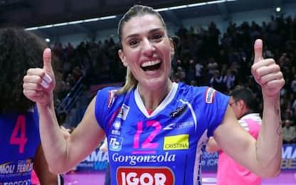 Volley, Piccinini annuncia ritiro a fine stagione