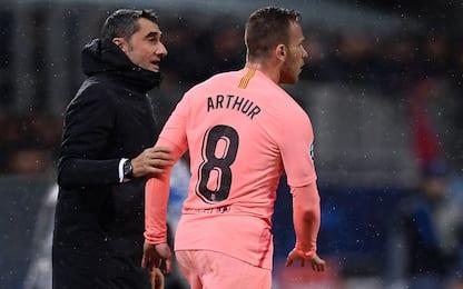 """Valverde: """"DNA Inter, non si arrende mai"""""""