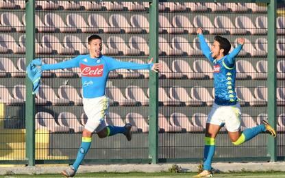 Youth League, il Napoli vince ma è eliminato