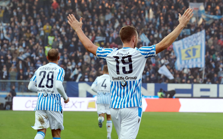 Spal-Empoli 2-2: gol e highlights. Caputo e Krunic non bastano ...