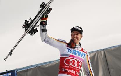 Beaver Creek, Stefan Luitz vince slalom gigante