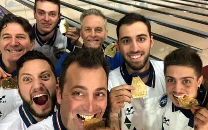 Bowling, strike azzurro: Italia campione del mondo