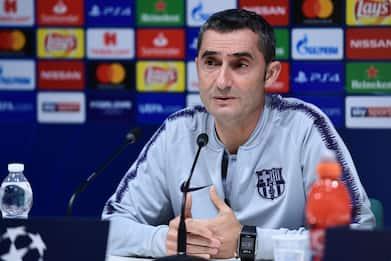 "Valverde: ""Inter, se avessi battuto gli Spurs..."""