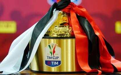 Coppa Italia 2018, date e orari degli ottavi
