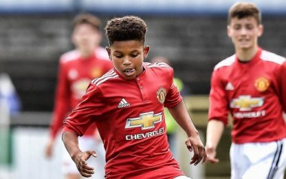 Shola Shoretire: debutto in Youth League a 14 anni