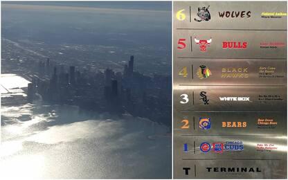 Chicago, quando lo sport è su un altro 'piano'