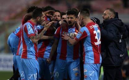 Serie C: Il Catania accorcia, frenata Pro Vercelli