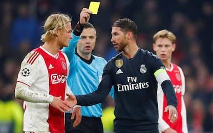 Ramos, giallo volontario? Uefa apre inchiesta