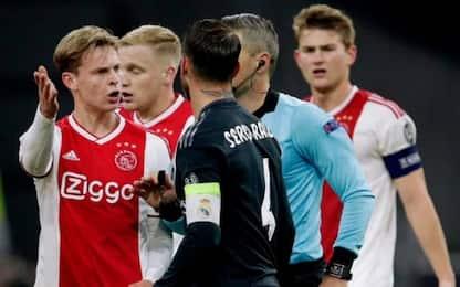 "De Jong: ""Ramos fuori? Se vinciamo, si pentirà"""