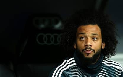 Marcelo, messaggio della moglie è addio al Real?