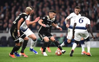 Ajax-Tottenham, le chiavi tattiche della sfida