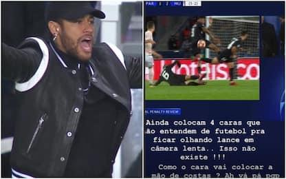 """Squalifica """"social"""" dell'Uefa: Neymar fa ricorso"""