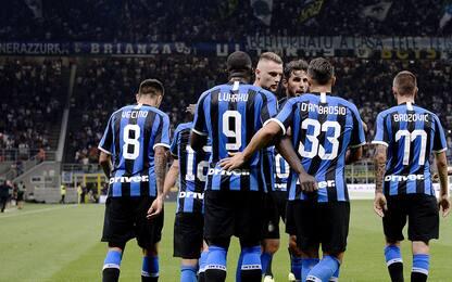Inter, ancora Messi. Poi Dortmund e Slavia