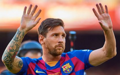 El Paìs: Messi ha una clausola per lasciare Barça