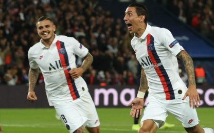 Il Psg batte il Real. Ok City e Bayern, pari Spurs