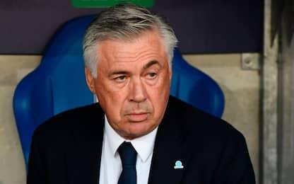 """Ancelotti: """"Buona gara. Insigne poco brillante"""""""