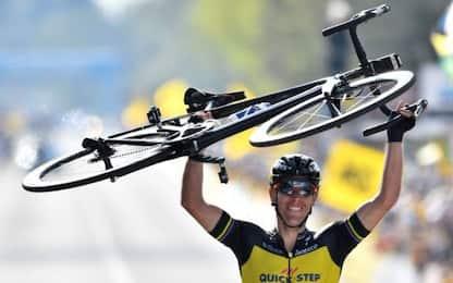 Giro delle Fiandre, impresa di Philippe Gilbert