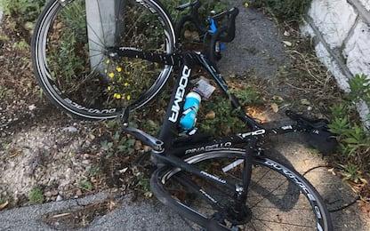"""Froome investito in bici: """"Colpito da un'auto"""""""