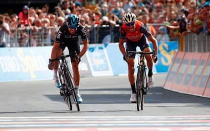 """Nibali: """"Spingerò fino alla fine. Quintana..."""""""