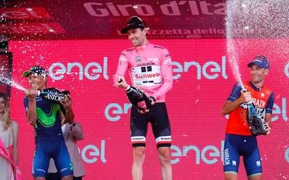 "Giro, gioia Dumoulin: ""Mai stato così felice"""