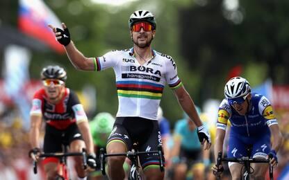 Tour, Sagan si impone nella 3^ tappa
