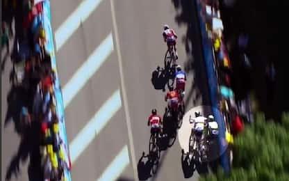 Sagan cacciato dal Tour, Cavendish: spalla rotta