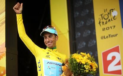 Tour de France: vince Barguil, Aru in giallo