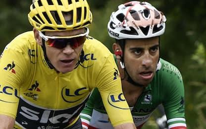 Tour, la Francia sorride con Barguil. Aru da podio