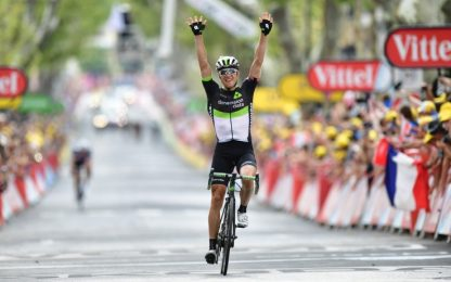 Tour de France, Boasson Hagen vince la 19^ tappa