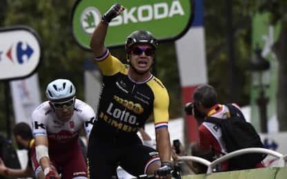 4° Tour per Froome, Groenewegen vince la 21^ tappa