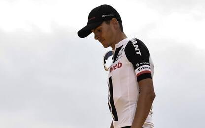 Vuelta, Barguil cacciato dal team Sunweb