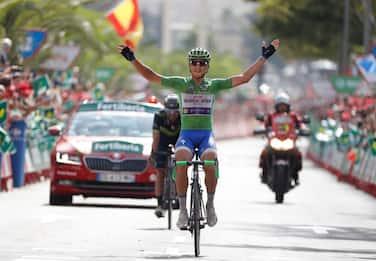 Vuelta, Trentin vince la 10^ tappa. Froome leader