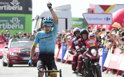 Vuelta, Lopez trionfa sulla Sierra Nevada