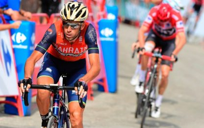 Vuelta: crisi Froome, Nibali riapre la corsa