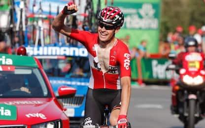 Vuelta, primo acuto di Armée nella 18^ tappa