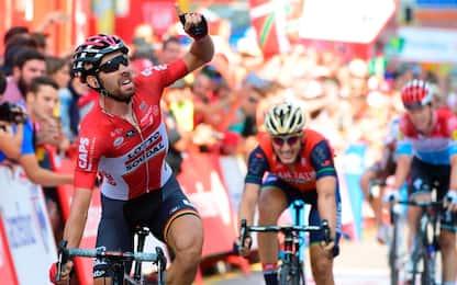 Vuelta, De Gendt conquista la 19^ tappa