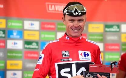 La Vuelta è di Froome. Angliru, trionfa Contador