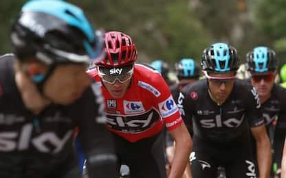 Vuelta: Froome, il trionfo che riscrive la storia