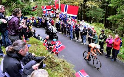 Ciclismo, Mondiali: cronometro d'oro per Dumoulin