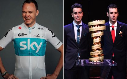Giro 2018, tutti contro Froome: chi lo sfiderà?