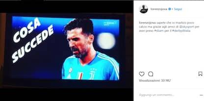 "Juve-Inter è Sbam, Jovanotti: ""Grazie Sky"""