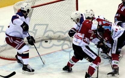 Hockey, Renon fuori dalla Continental Cup