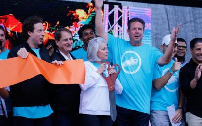 Dan Marino e la marcia dei 20 mila