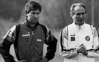 E' morto Azeglio Vicini, Ct di Italia '90