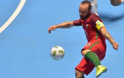 Euro Futsal, Portogallo e Spagna sognano la finale