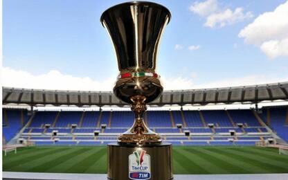 Coppa Italia 2018-2019: il tabellone completo