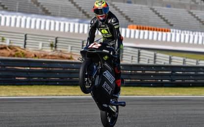 Test Moto2 e Moto3, le pagelle degli italiani