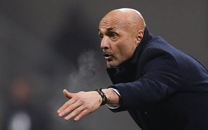 """Spalletti: """"Futuro all'Inter, Icardi al Mondiale"""""""