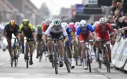 Gand-Wevelgen, Sagan fa piangere Viviani